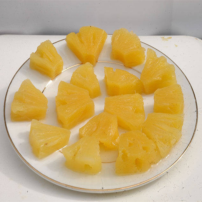 3000g canned pineapple chunks