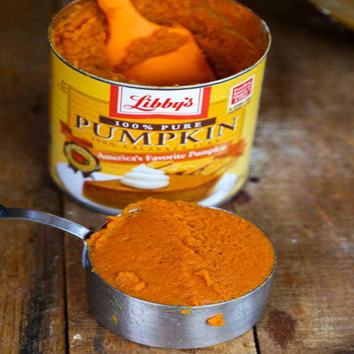 Natural Pumpkin Puree