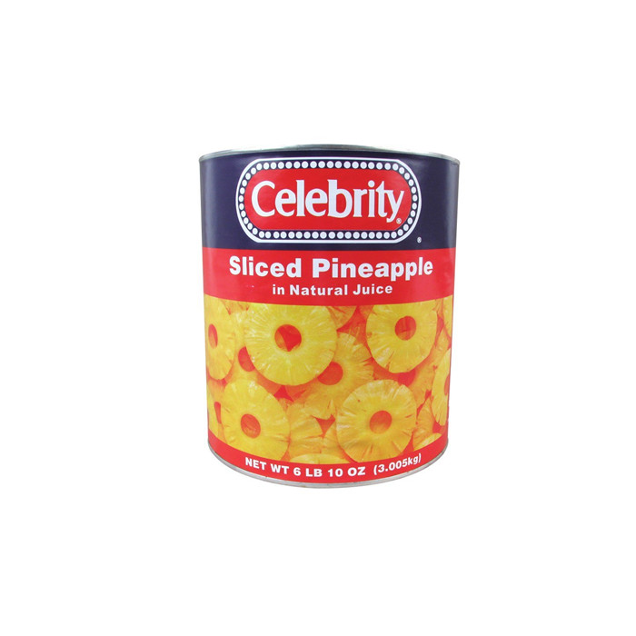 3000g canned pineapple in China