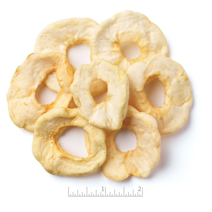 Dried apple ring factory