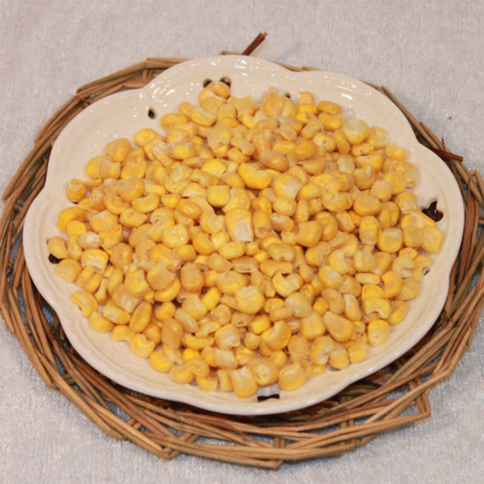 FD dried sweet corn