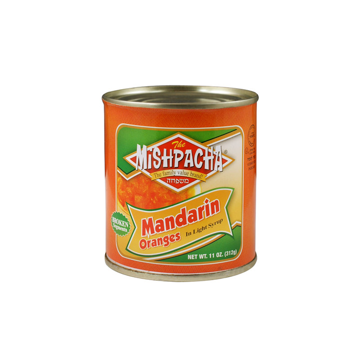 312g canned mandarin orange manufacturer
