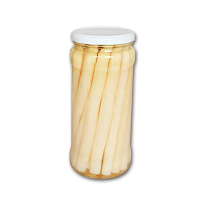720ml canned asparagus in glass
