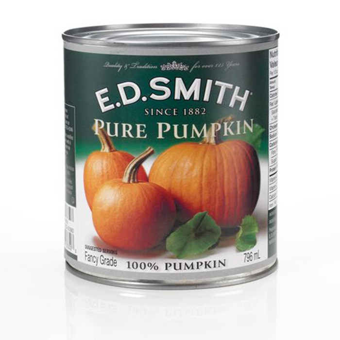 820g canned pumpkin