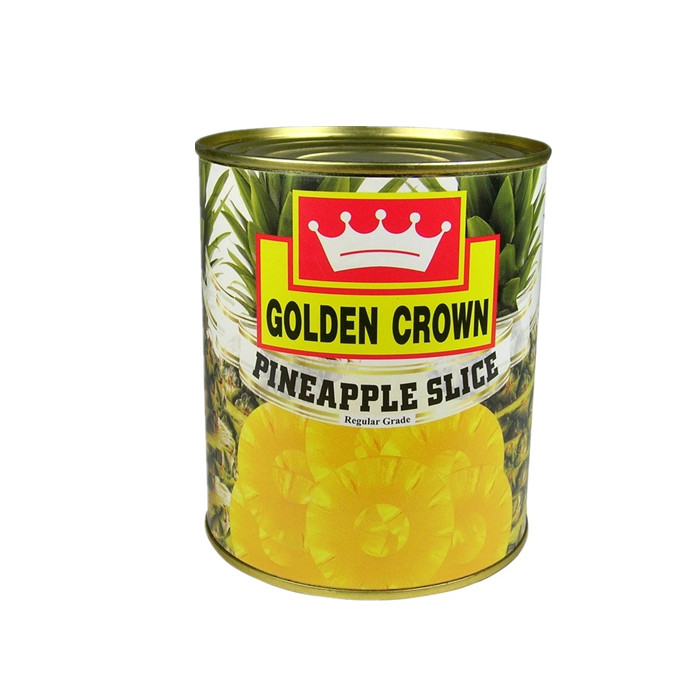 3000g hot sale tasty canned pineapple