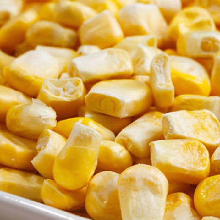exporter of freeze dried sweet corn