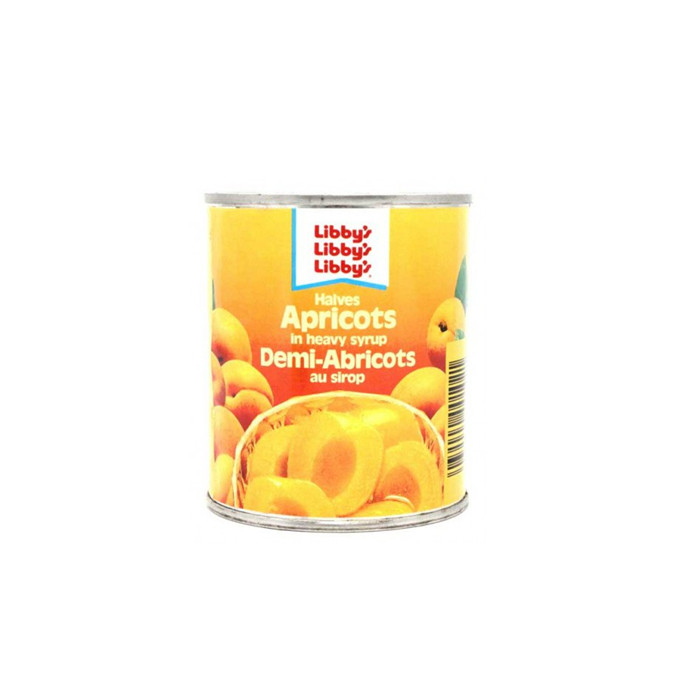 820g Canned Apricot  in Syrup