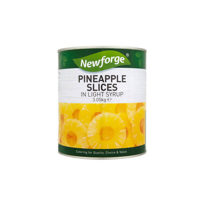 850g hot sale tasty canned pineapple