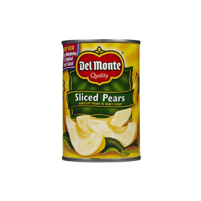 425g canned pear manufacturer