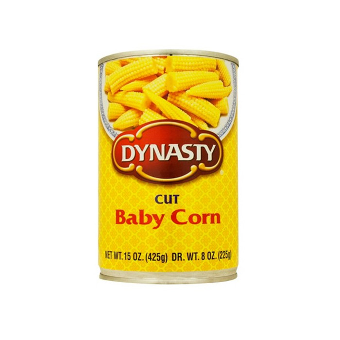 canned baby corn in brine