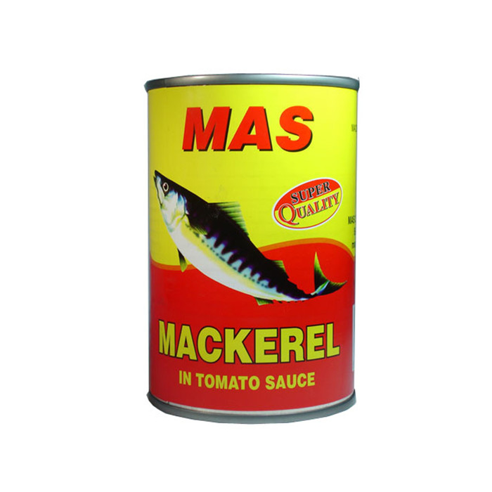 canned mackerel factory