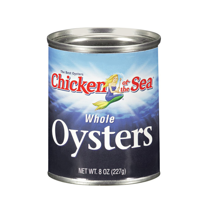 Canned Smoked Oyster factory
