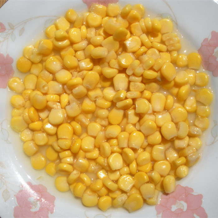 Canned Sweet Corn factory