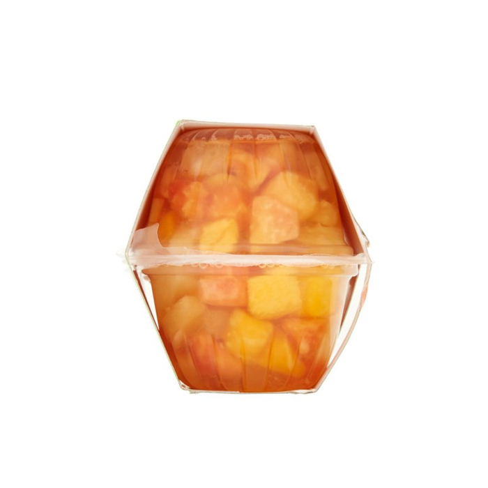 delicious fruit cup jelly