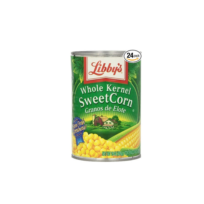 400g canned kernel corn