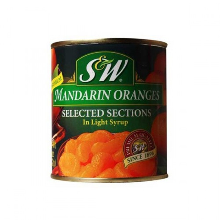 850g canned mandarin orange manufacturer