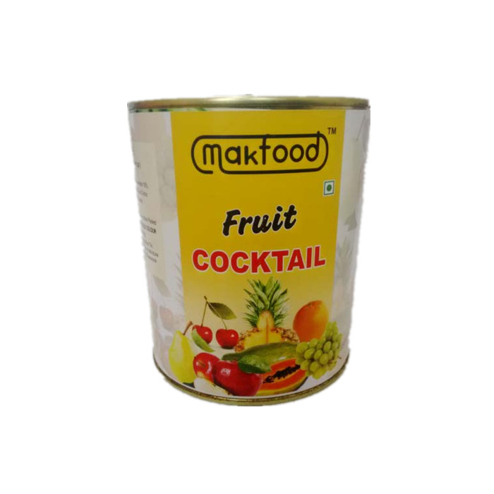 3000g canned mixed fruit