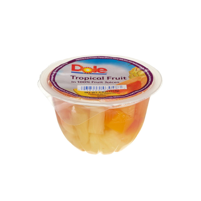 4oz fruit orange cup jelly for sale in China