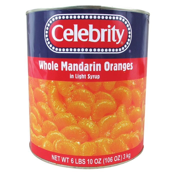 canned orange