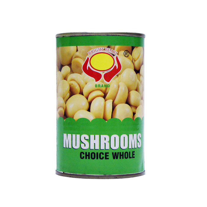 canned Chinese mushroom