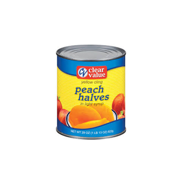 3000g hot product canned yellow peach
