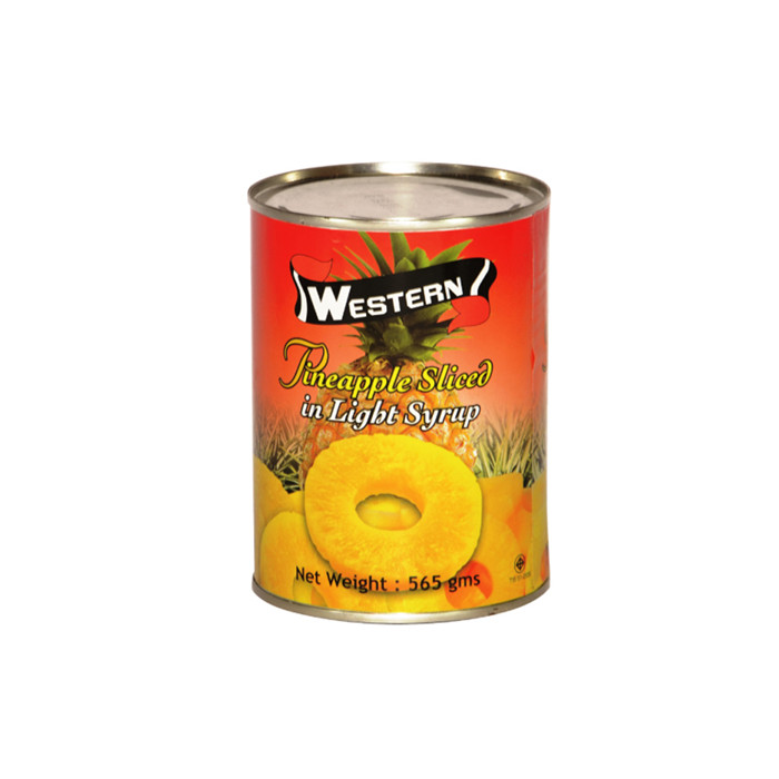 tasty canned pineapple